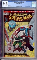 Amazing Spider-Man #108 CGC 9.8 ow/w