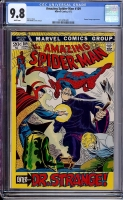 Amazing Spider-Man #109 CGC 9.8 w