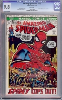 Amazing Spider-Man #112 CGC 9.8 w