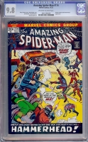 Amazing Spider-Man #114 CGC 9.8 ow/w