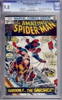 Amazing Spider-Man #116 CGC 9.8 w