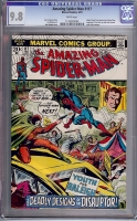 Amazing Spider-Man #117 CGC 9.8 w