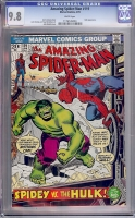 Amazing Spider-Man #119 CGC 9.8 w