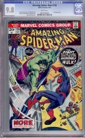 Amazing Spider-Man #120 CGC 9.8 w