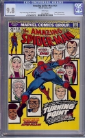 Amazing Spider-Man #121 CGC 9.8 w