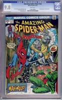 Amazing Spider-Man #124 CGC 9.8 w