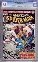 Amazing Spider-Man #126 CGC 9.8 ow/w