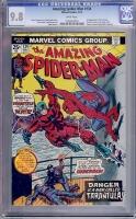 Amazing Spider-Man #134 CGC 9.8 w