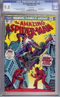 Amazing Spider-Man #136 CGC 9.8 w