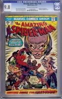 Amazing Spider-Man #138 CGC 9.8 ow/w