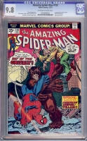 Amazing Spider-Man #139 CGC 9.8 ow/w