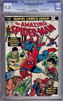 Amazing Spider-Man #140 CGC 9.8 ow/w