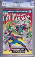 Amazing Spider-Man #141 CGC 9.8 w