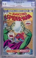 Amazing Spider-Man #142 CGC 9.8 ow/w