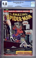 Amazing Spider-Man #144 CGC 9.8 w