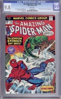 Amazing Spider-Man #145 CGC 9.8 w