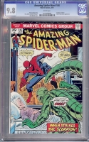 Amazing Spider-Man #146 CGC 9.8 w