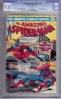 Amazing Spider-Man #147 CGC 9.8 w