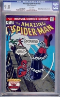 Amazing Spider-Man #148 CGC 9.8 w