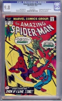 Amazing Spider-Man #149 CGC 9.8 w