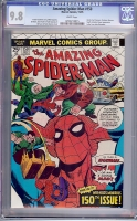 Amazing Spider-Man #150 CGC 9.8 w