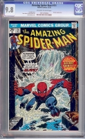 Amazing Spider-Man #151 CGC 9.8 ow/w