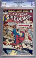 Amazing Spider-Man #152 CGC 9.8 w