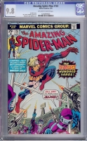 Amazing Spider-Man #153 CGC 9.8 ow/w