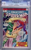 Amazing Spider-Man #154 CGC 9.8 w