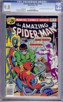 Amazing Spider-Man #158 CGC 9.8 w