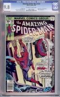 Amazing Spider-Man #160 CGC 9.8 ow/w