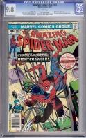 Amazing Spider-Man #161 CGC 9.8 w