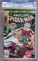 Amazing Spider-Man #163 CGC 9.8 w