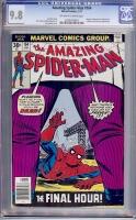 Amazing Spider-Man #164 CGC 9.8 ow/w