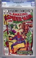 Amazing Spider-Man #166 CGC 9.8 w