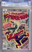 Amazing Spider-Man #168 CGC 9.8 ow/w