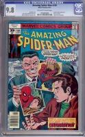 Amazing Spider-Man #169 CGC 9.8 ow/w