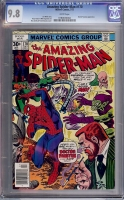 Amazing Spider-Man #170 CGC 9.8 w