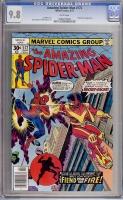 Amazing Spider-Man #172 CGC 9.8 w