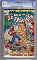 Amazing Spider-Man #173 CGC 9.8 w