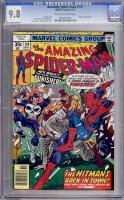 Amazing Spider-Man #174 CGC 9.8 ow/w