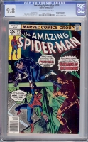 Amazing Spider-Man #175 CGC 9.8 ow/w