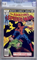 Amazing Spider-Man #176 CGC 9.8 w