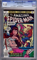 Amazing Spider-Man #178 CGC 9.8 ow/w