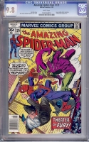 Amazing Spider-Man #179 CGC 9.8 w