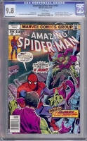 Amazing Spider-Man #180 CGC 9.8 w
