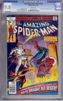 Amazing Spider-Man #184 CGC 9.8 w