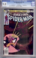Amazing Spider-Man #188 CGC 9.8 w