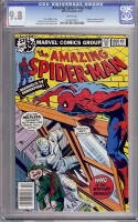 Amazing Spider-Man #189 CGC 9.8 w