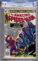Amazing Spider-Man #191 CGC 9.8 ow/w